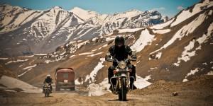 오토바이 타고 세계일주 하기