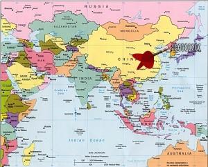 세계지도에 다트(Dart)를 던지고 다트가 닿는 곳 어느곳이나 여행가기