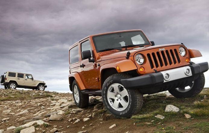 마이 버킷리스트 꿈의 자동차 지프 루비콘(Jeep Rubicon 4 door)