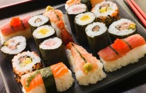 일본에서 스시(sushi) 먹기