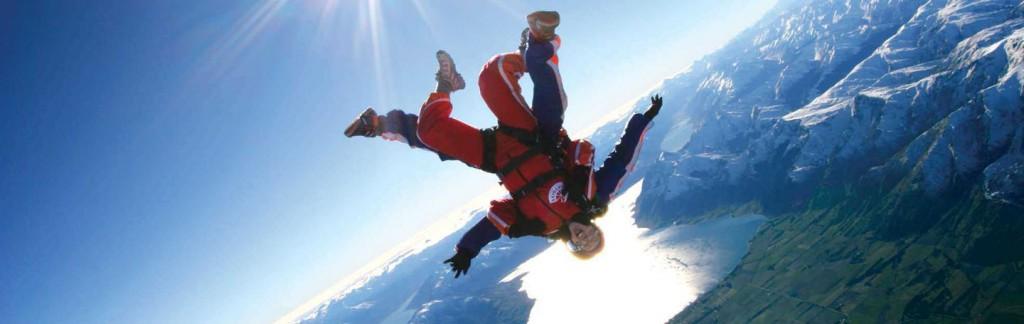 Skydive-banner