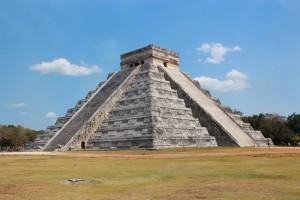 멕시코 치첸이트사 여행하기