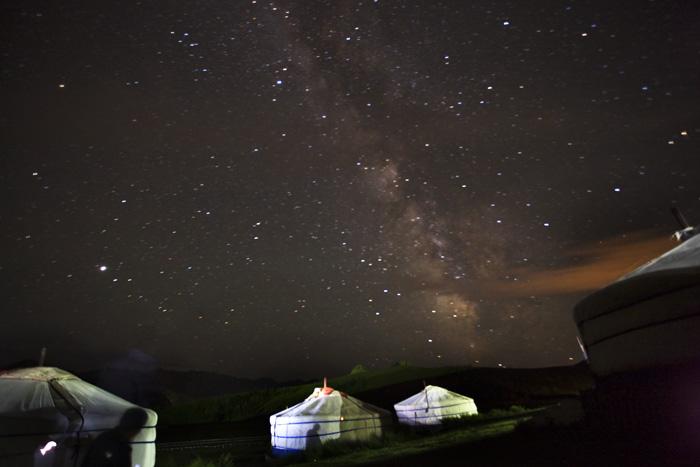 몽골에서 말타고 대초원 달리기