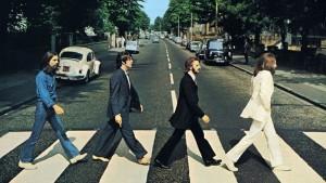 '애비로드(Abbey Road)'에서 비틀즈처럼 걸어보기