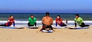 서핑(surfing) 배우기