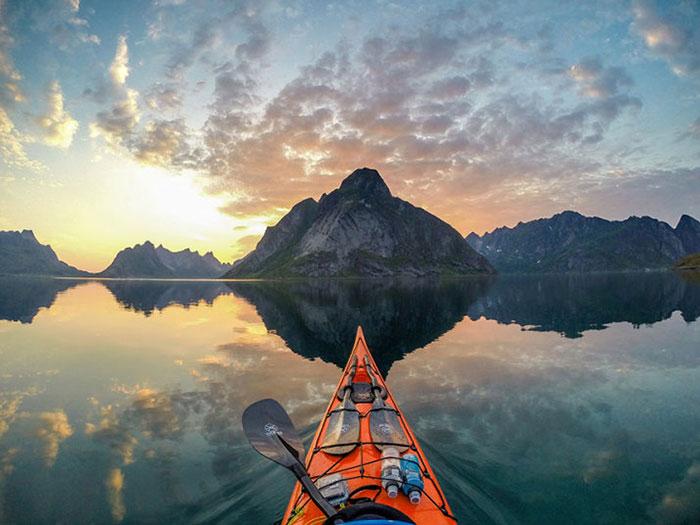 폴딩카약(kayak)