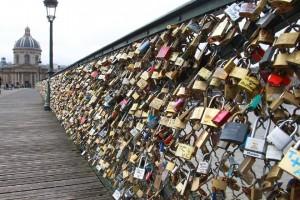 사랑의 자물쇠걸기(Love lock)
