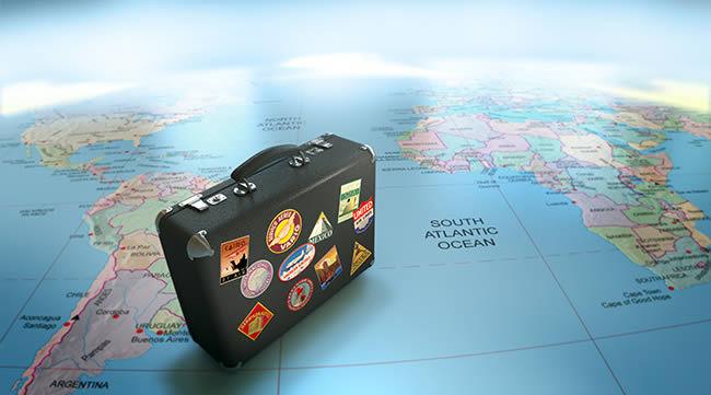 친구들과 해외여행 떠나기