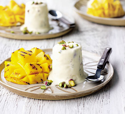 인도에서 수제 아이스크림 쿨피 맛보기