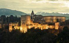 스페인 그라나다 알함브라 궁전 방문