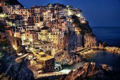 이탈리아 친퀘테레 여행