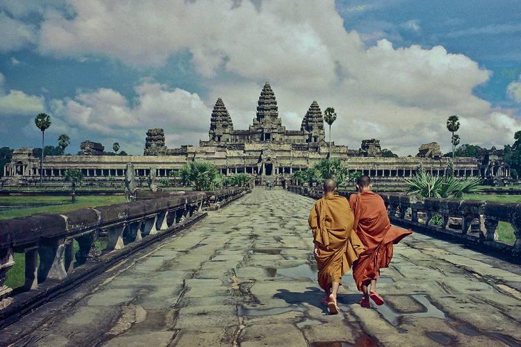 앙코르 와트(Angkor Wat) 여행