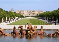 베르사이유 궁전 돌아보기