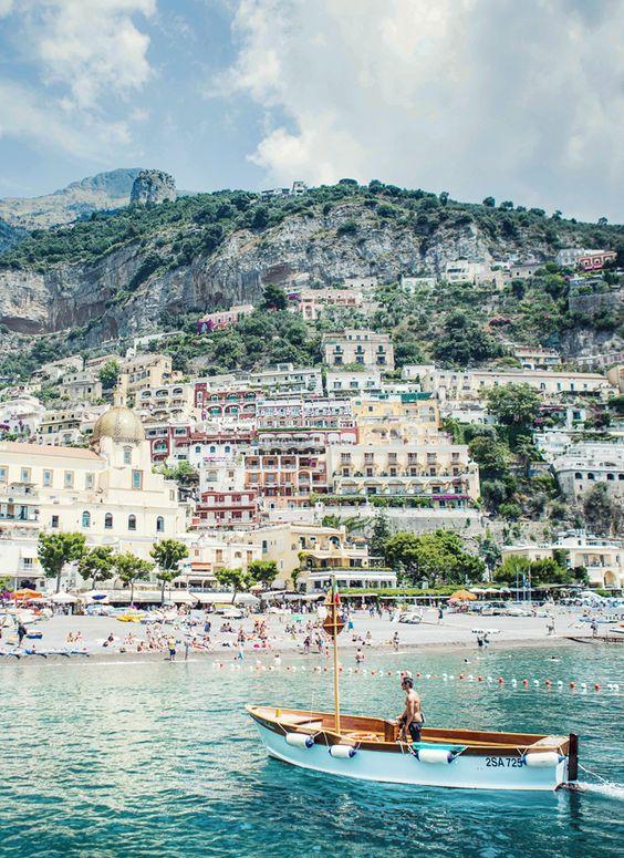 이탈리아 포시타노(Positano) 여행