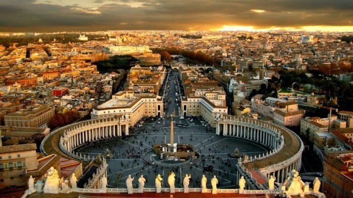 바티칸시티 방문하기