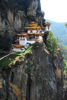 행복지수가 가장높은 나라, 부탄 여행하기