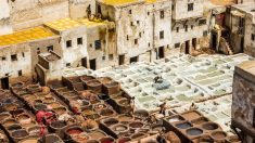 모로코 방문