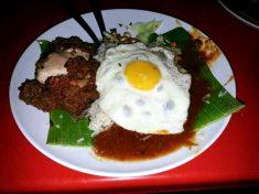 말레이시아 여행가서 나시르막 먹기