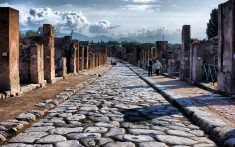이탈리아 폼페이 방문