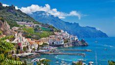이탈리아 아말피해안 여행