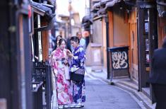 가족과 일본관광지 시골마을여행하기