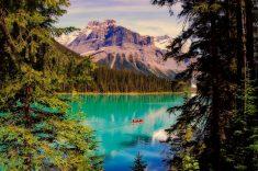 캐나다 Emerald Lake 가기